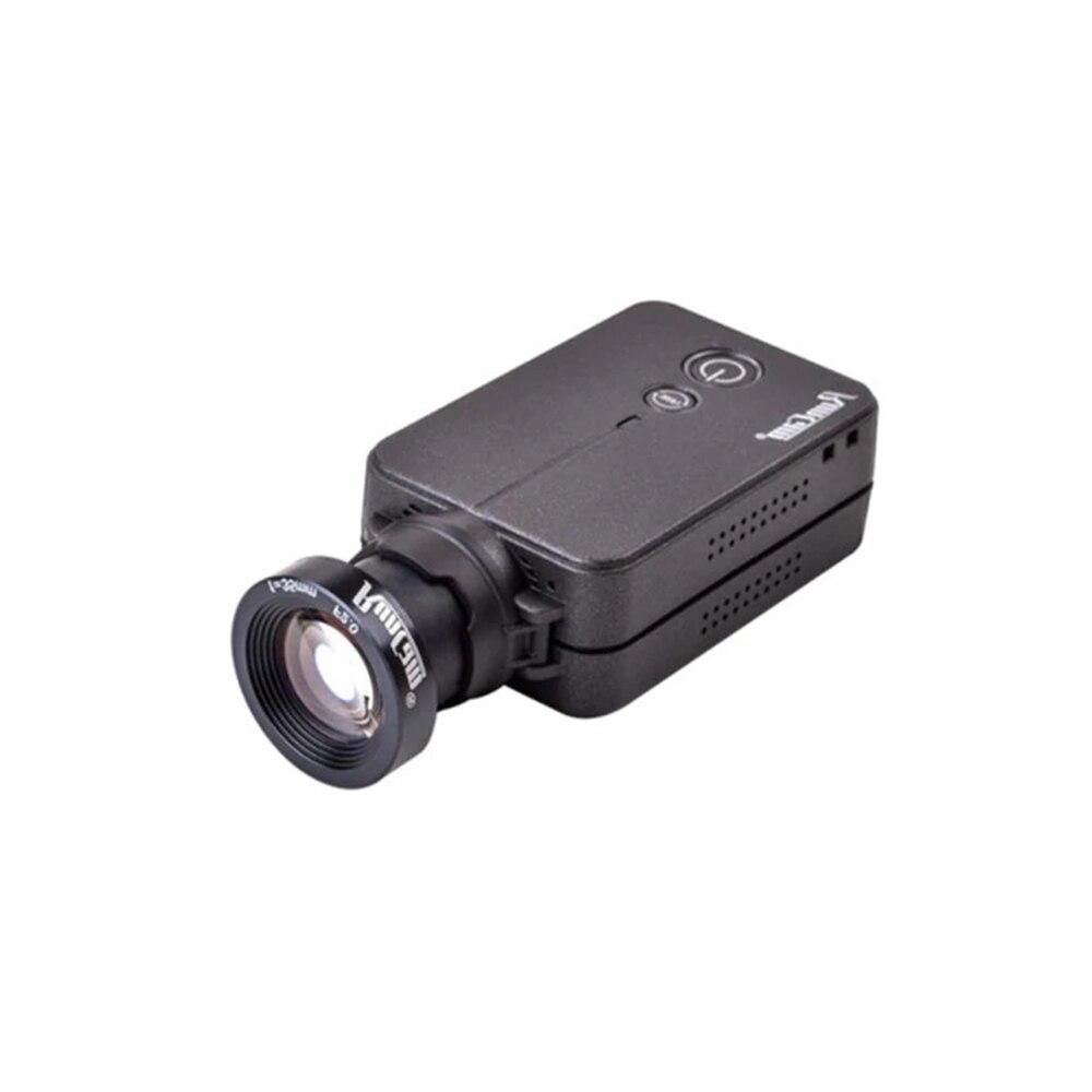RunCam 2 comme caméra Airsoft Version HD WiFi FPV pour Drone de course FPV avion Rc avec batterie-noir 16mm 35mm objectif