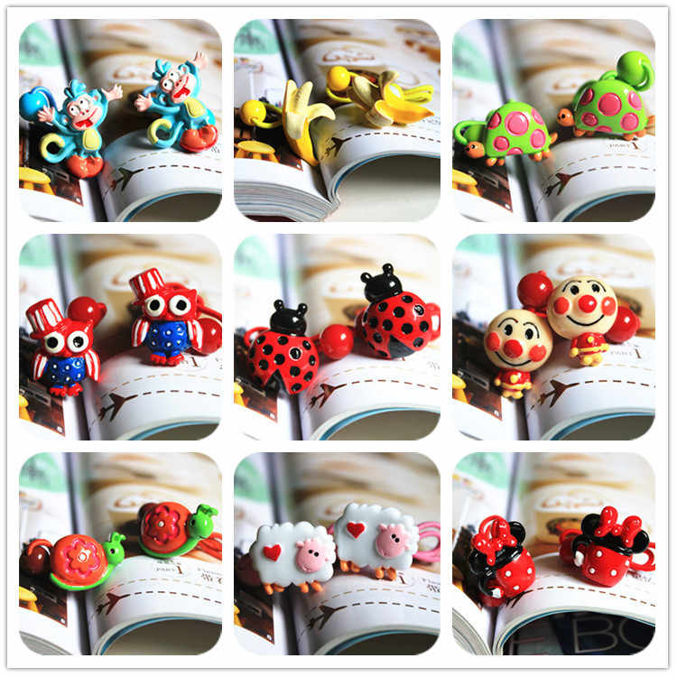 Creative Cute Cartoon Animal Children Elastic Hair Bands Princess Hair Ropes Kids Headdress Girls Hair Accessories Baby Headband