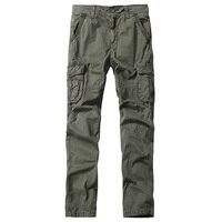 Men S Casual Cargo Pants New Army Tactical Pants Military Clothing SWAT Combat Pants Hip Hop