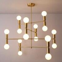 Linha linear moderno luz do candelabro de teto ajustável rotatable bronze ouro pendurado luz da lâmpada para sala de jantar sala de estar hall de entrada