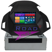 Roadlover Android 6,0 2 г + 16 ГБ Автомобильный мультимедийный плеер для Ford Kuga 2013 стерео gps навигация Quad core 2Din авто видео без DVD