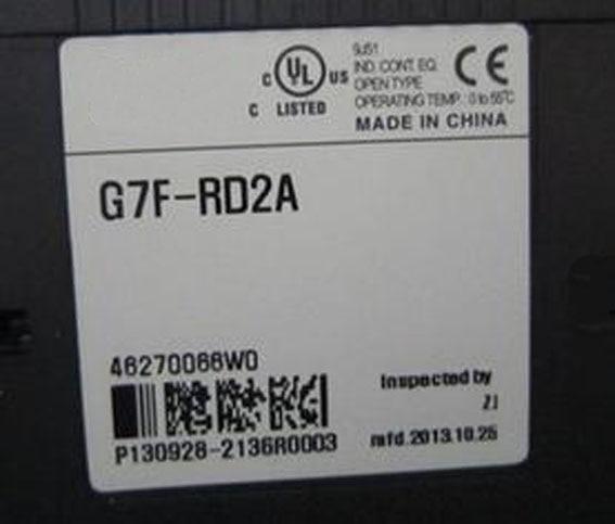 G7F-RD2A Thermal resistance temperature Extension module vichy бальзам для губ aqualia thermal 4 7 мл бальзам для губ aqualia thermal 4 7 мл 4 7 мл