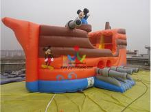 Air bouncer Inflatable Party Fun City For Sale/ Inflatable Sea Rover Bounce