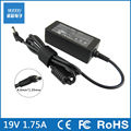 19V 1.75A 33W AC laptop power adapter charger for Asus Ultrabook S200 S200E X200T F201E Q200E X201E X202E S200L 4.0mm * 1.35mm