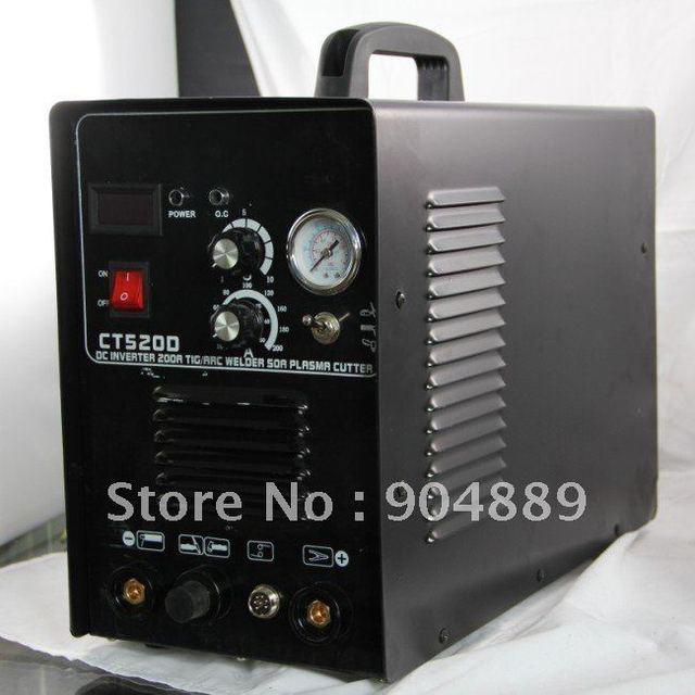 3 IN 1 multi-function welding machine/welding equipment Tig200+CUT50+MMA200