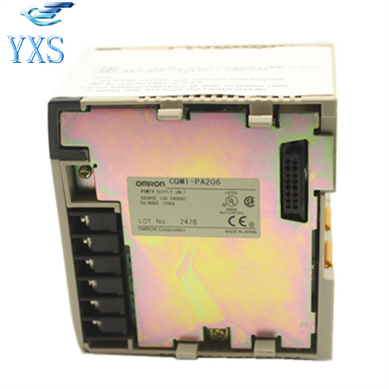 DHL Free PLC Module Power Supply Unit CQM1-PA206 plc module h2 ecom used in good condition with free dhl ems