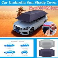 Hot Car Umbrella Sun Shade Cover Tent Cloth Canopy Sunproof 400x210cm for Outdoor JLD*