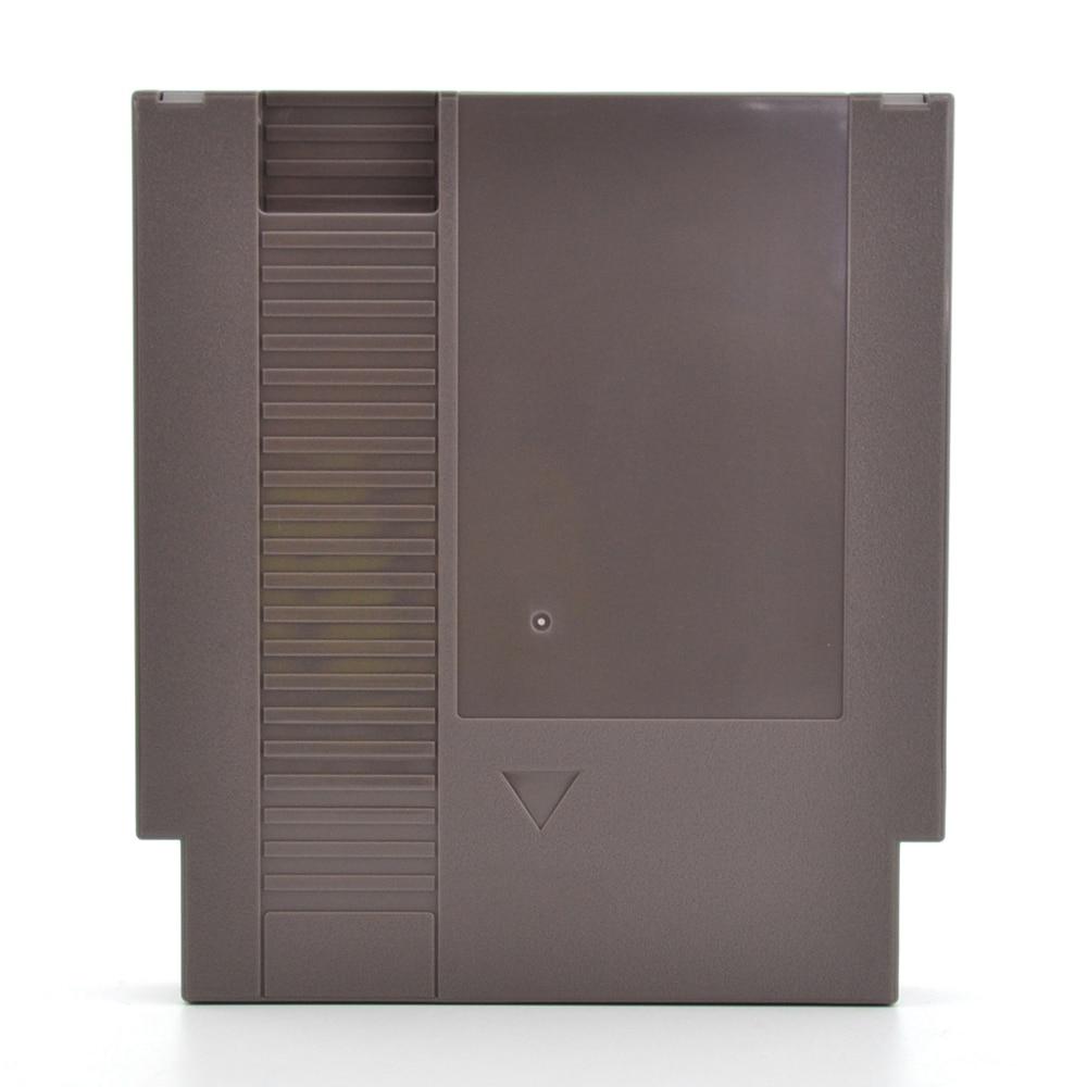 50 piezas de alta calidad 72 Pin tarjeta de juego Shell cartucho de reparación de piezas de carcasa para cubierta de plástico NES con 3 Tornillo-in Estuches from Productos electrónicos    1