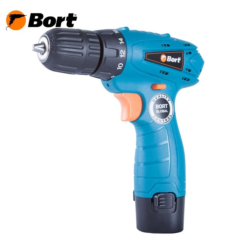 Cordless Drill/Driver Bort BAB-10,8X 10pcs pcb print circuit board drill bit carbide micro drill bits engraving tool 0 1mm to 1 0mm r02 drop ship