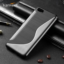 S-Line TPU Case For Huawei Honor 9 Lite Case Honor 7A 7C Pro P9 Mini 10 V10 Y5 Y6 Y7 Prime 2018 Play 7X P Smart Y9 2019 Cases(China)