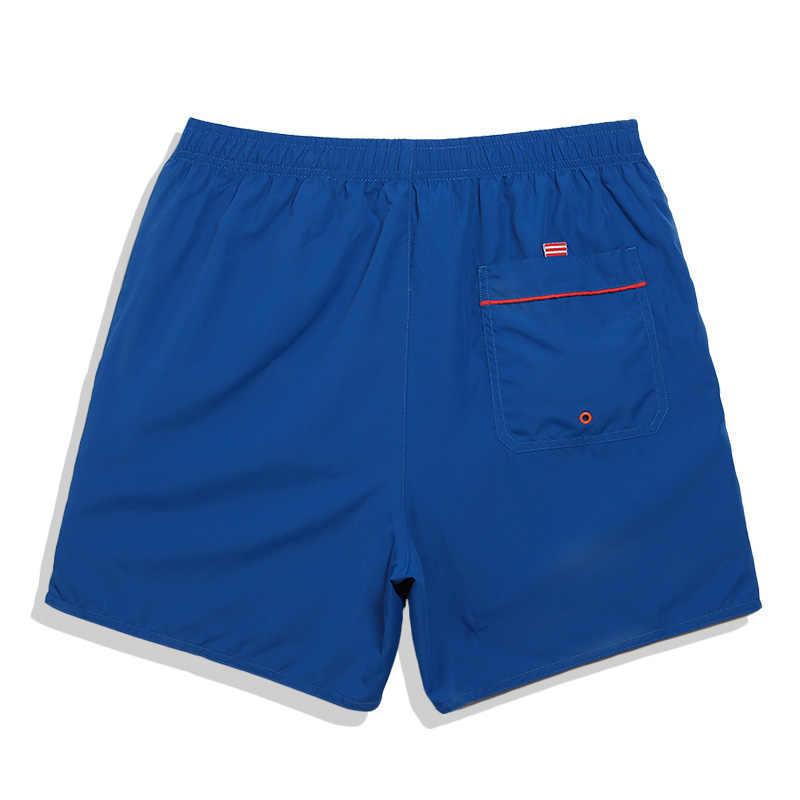 a40de39d99a3 Traje de baño para hombre pantalones cortos de baño para playa pantalones  cortos para nadar trajes de baño para hombre correr pantalones cortos ...