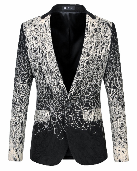 Online Get Cheap Fancy Suit Jacket -Aliexpress.com | Alibaba Group