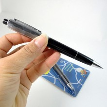 1PCS 15cm  Be care ! Promotion Fancy Ball Point Pen Shocking Electric Shock Toy Gift Joke Prank Trick Fun FCI