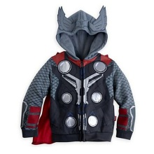 2019 Kid coat children cosplay Grey Thor boxy jackets. Children's hoodies kids clothes retail free shipping