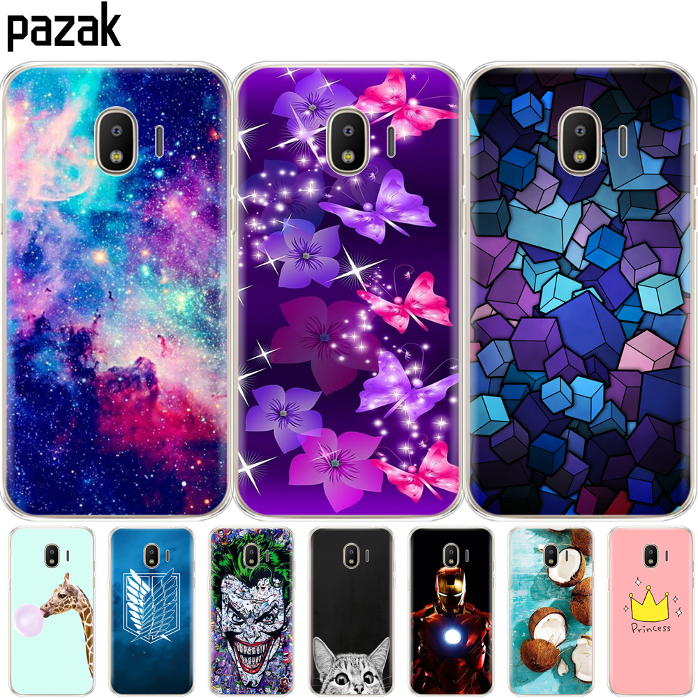 silicone Case for <font><b>samsung</b></font> <font><b>J2</b></font> <font><b>2018</b></font> soft tpu Fashion back phone cover for <font><b>Samsung</b></font> <font><b>Galaxy</b></font> <font><b>j2</b></font> <font><b>2018</b></font> <font><b>SM</b></font>-<font><b>J250F</b></font> case bumper New design image