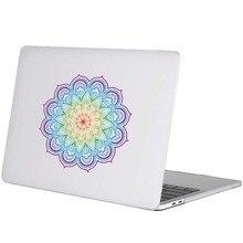 Classical Mandala Flower Laptop Sticker for Macbook Decal Pro Air Retina 11 12 13 14 15 inch Dell Mac Book Skin Notebook Sticker