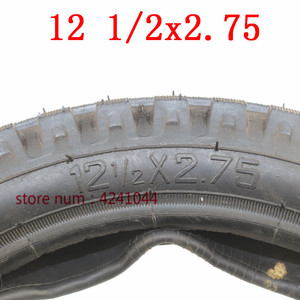 Image 2 - 12 1/2 x 2.75 tyre 12.5 x 2.75 Tire or Inner Tube For 49cc Motorcycle Mini Dirt Bike Tire MX350 MX400 Scooter