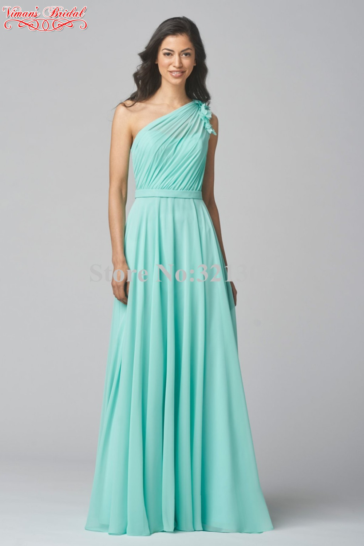 One Shoulder Style Dresses
