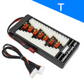 IMAX B6 Battery Charger Parallel Charge Adapter Lithium Battery Charging Board T Head Parallel Charging Board