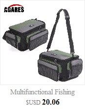 Caixa p/ equipamento de pesca