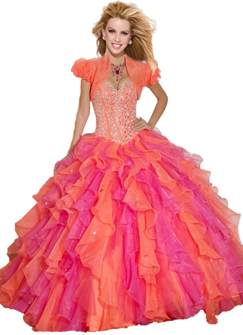 Ziemlich Fuschia Rosa Ballkleider Galerie - Hochzeit Kleid Stile ...