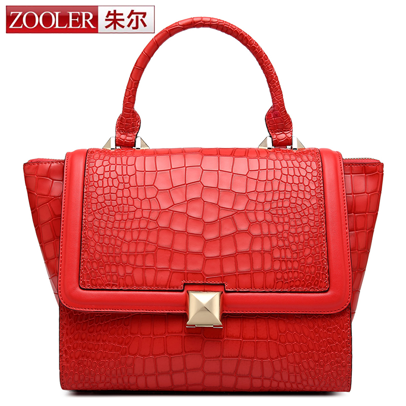 Limited &losing!!ZOOLER bags handbags women famous brands women leather bag First class top quality woman bag genuine hot #6116