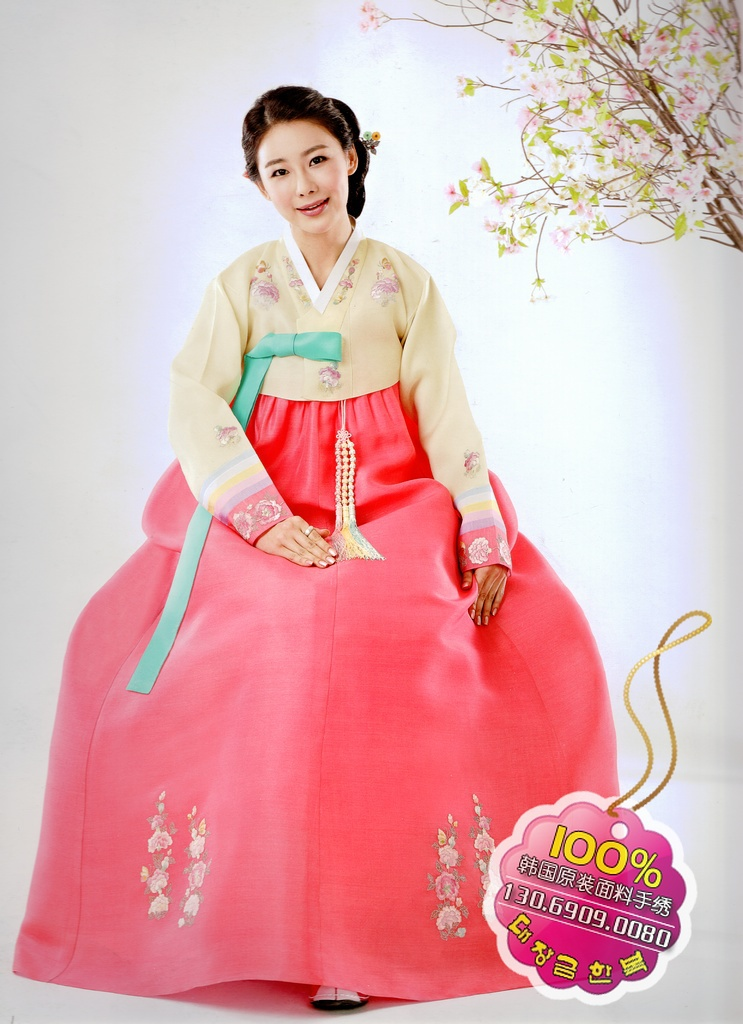 Korean Wedding Hanbok Dress Dancing Gown D G129 In Prom Dresses From Weddings Events On Aliexpress Alibaba Group