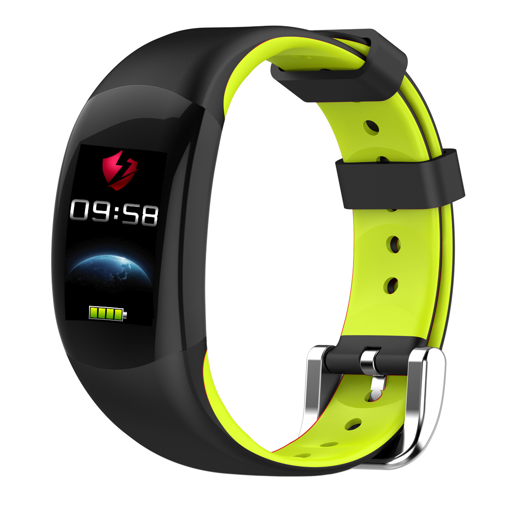 Smart Watch Men Bracelet Watch 0.96-inch Touch Screen Smart Wristband Heart Rate Fitness Watches IP68 Waterproof SmartwatchSmart Watch Men Bracelet Watch 0.96-inch Touch Screen Smart Wristband Heart Rate Fitness Watches IP68 Waterproof Smartwatch