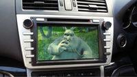 Car Bose System 2 Din 8 Car DVD Player For Mazda 6 Ruiyi Ultra 2008 2012