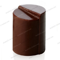 21x28mm 32cups 3D Chocolate Clear Polycarbonate Plastic Mold DIY Handmade Chocolate PC Mold Chocolate Tools High