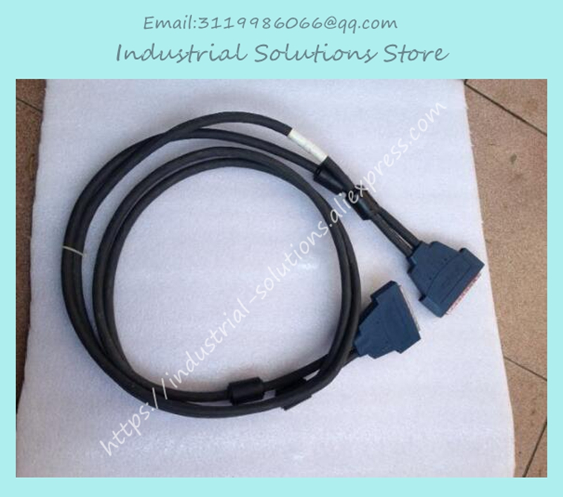 New Original 185095C-02 For National Instruments SH100-100-F Shielded Flex Cable 2M Well Tested Working One Year Warranty cable for 19p0050 vhd68 hd68 4 5m original brand new well tested working one year warranty