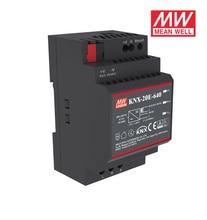 부드럽게 의미 잘 KNX 20E 640 19.2W 30V 640mA meanwell KNX 20E 180 264VAC 스위칭 전원 공급 장치