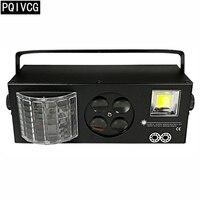 Laser,pattern,beam,strobe 4in1 efftec light dmx512 dj light bar KTV special effect light