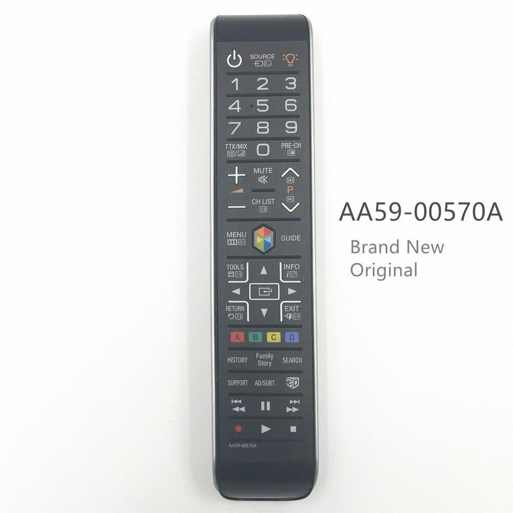 Remote Control AA59 00570A AA5900570A Suitable For SAMSUNG SMART 3D LED TV UE ES6800 UE46ES6800 UE55ES6800