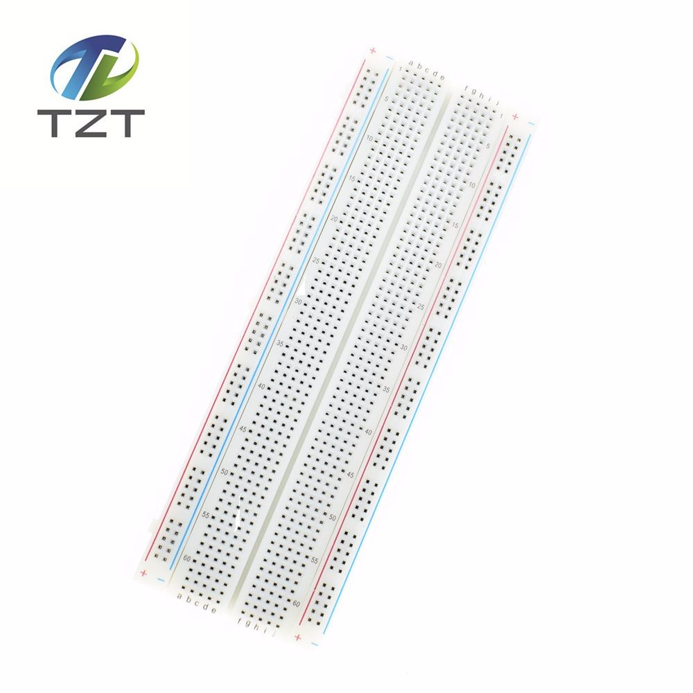 shipping 1pcs breadboard 830 point pcb board mb 102 mb102
