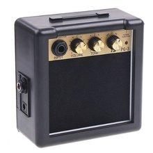 PG-3 3W Electric Guitar Amp Amplifier Speaker Volume Tone Control