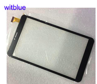 Black New Touch Screen 7 Memup SlidePad 704DC Tablet Touch Panel Digitizer Glass Sensor Replacement Free