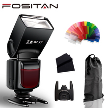 FOSITAN Universal Camera Speedlight Flash for Canon Nikon Panasonic Olympus Pent