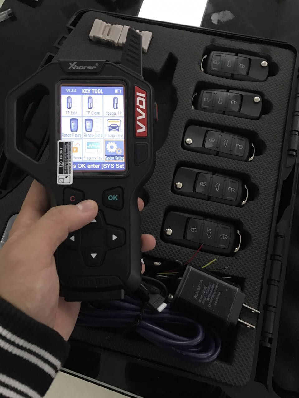 2017 New Arrival Original Xhorse Vvdi Key Tool Remote Key