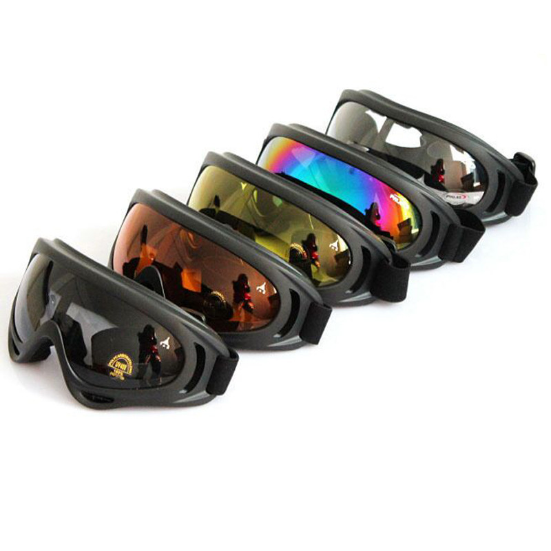 Anti-UV Safety Ski Snowboard Goggles Mountain Skiing Eyewear Snowmobile Winter Sport Gogle Snow Glasses Dust-proof