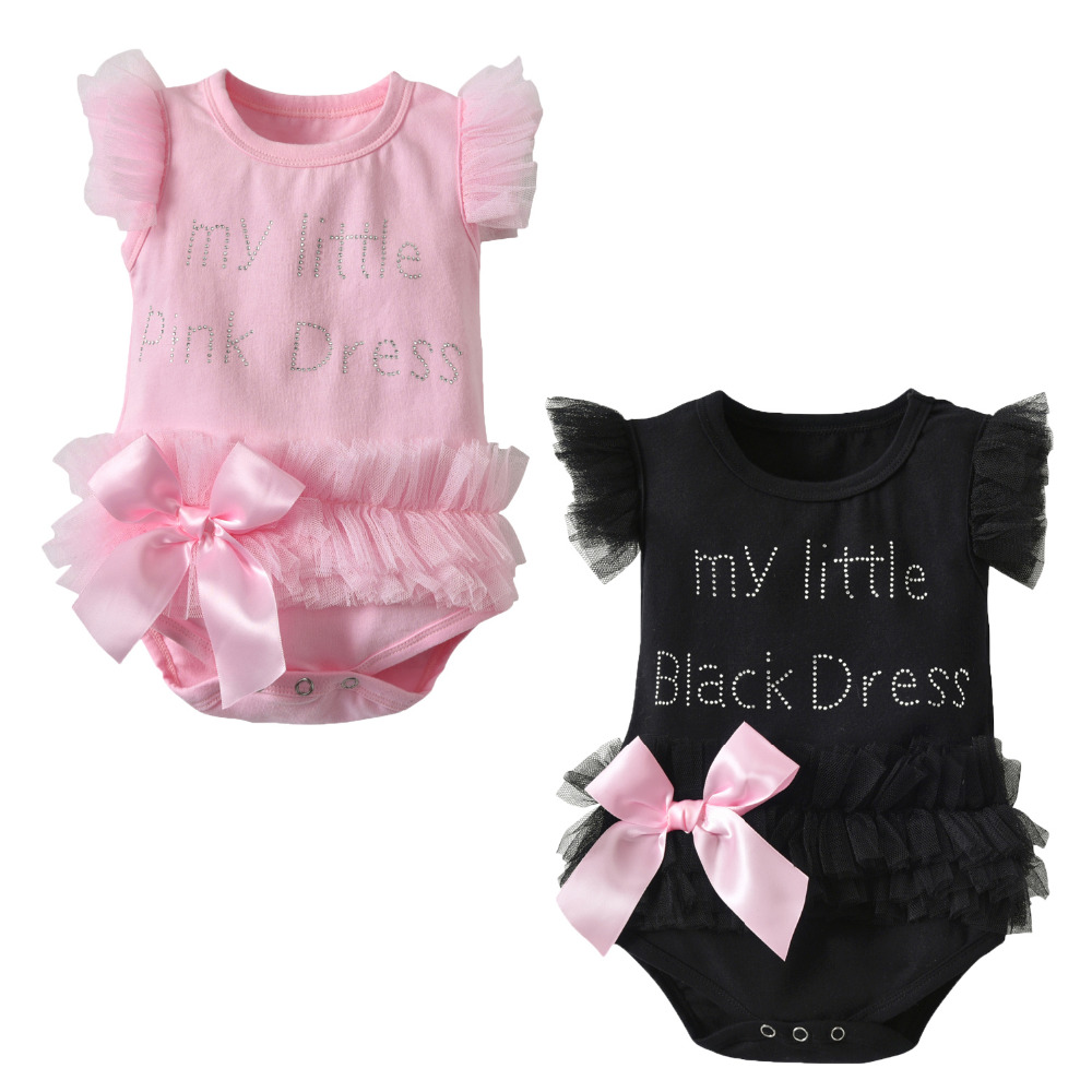 593112630b66d baby girl dress 2019 summer fashion baby girl cake Princess dress+ ...