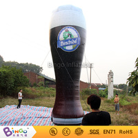 Free Shipping Giant Beer Shape Inflatable Bottle With Blower N Led Light Advertising Toy