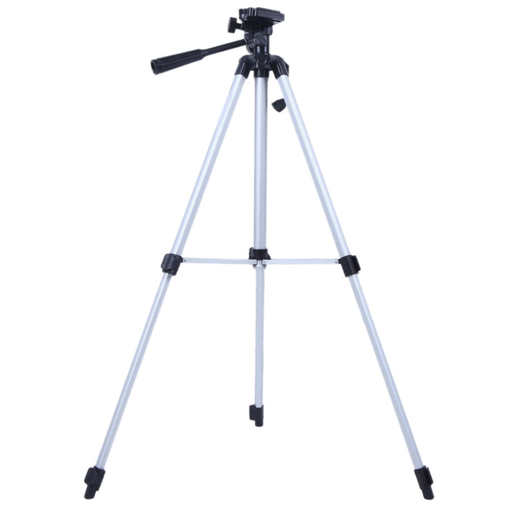 53 Inch Professional Pro 330A Tripod for DSLR Camera Camcorder Three way Head