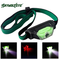 Skywolfeye Brightest XPE LED Bike Headlamp Headlight Waterproof 14500 AAA Head Light Lamp For Outdoor Cycling Camping Hunting