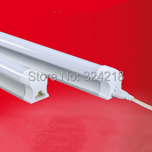 10pcs/ lot T5 led tube 18w tube fixture 4ft light bulb 1200mm led fluorescent lamp 1.2m 85-265V CE&ROHS free shiping FEDEX