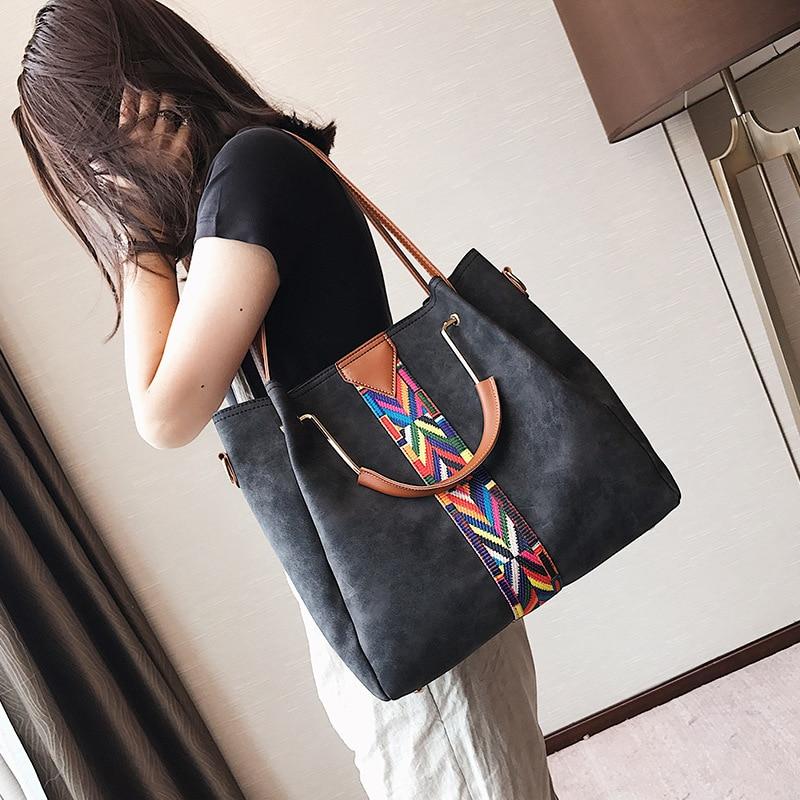 DALFR Leather Women Shoulder Bag Fashion Top-Handle Women Handbags High Quality Bolsos Mujer Female Designer Messenger Bag