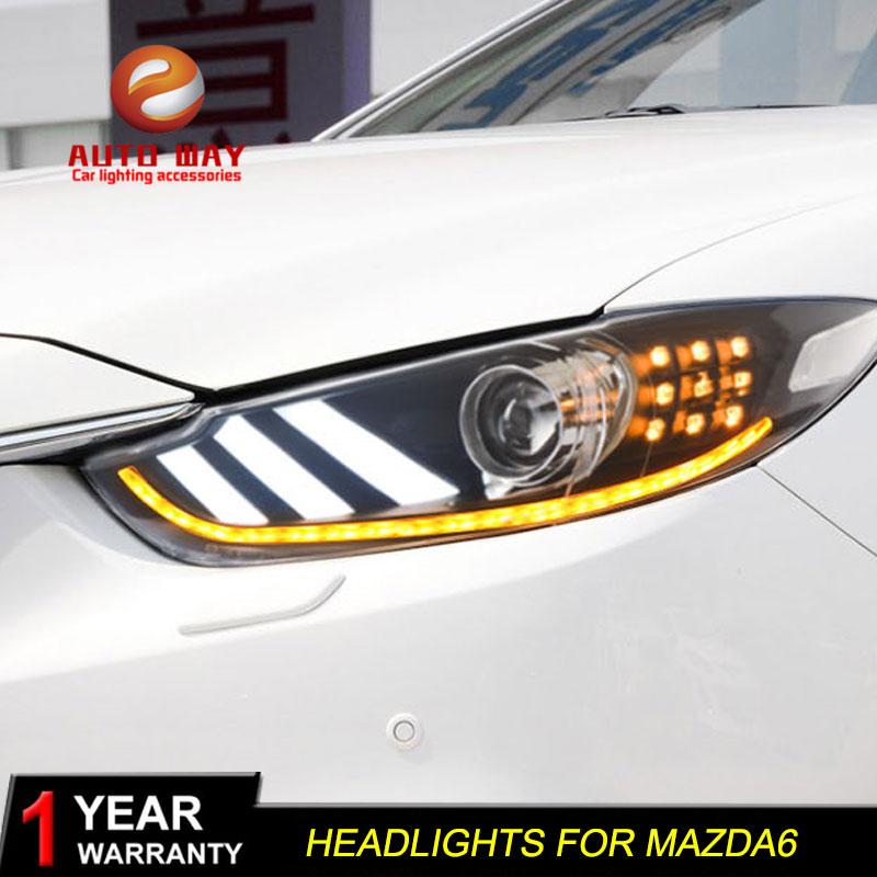 Mazda6 Aenza fənərləri üçün avtomobil dizaynı üçün işıq - Avtomobil işıqları - Fotoqrafiya 4