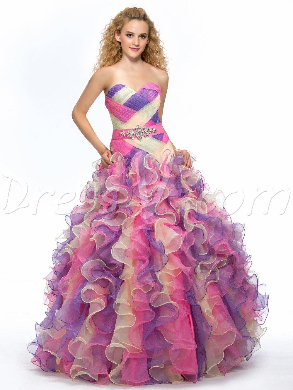 Increíble Vestidos De Dama Reciclados Colección de Imágenes ...