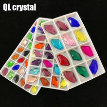 ALL Size Mix color  AX Stones and crystals for dresses rhinestones crystal crafts