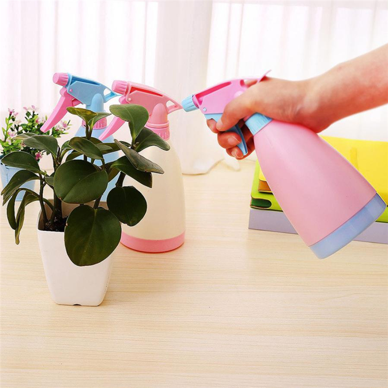 Watering Can Pot Graden Flower Spray Bottle Hand Pressure Practical Wear-resistant Durable Tool C0413#30